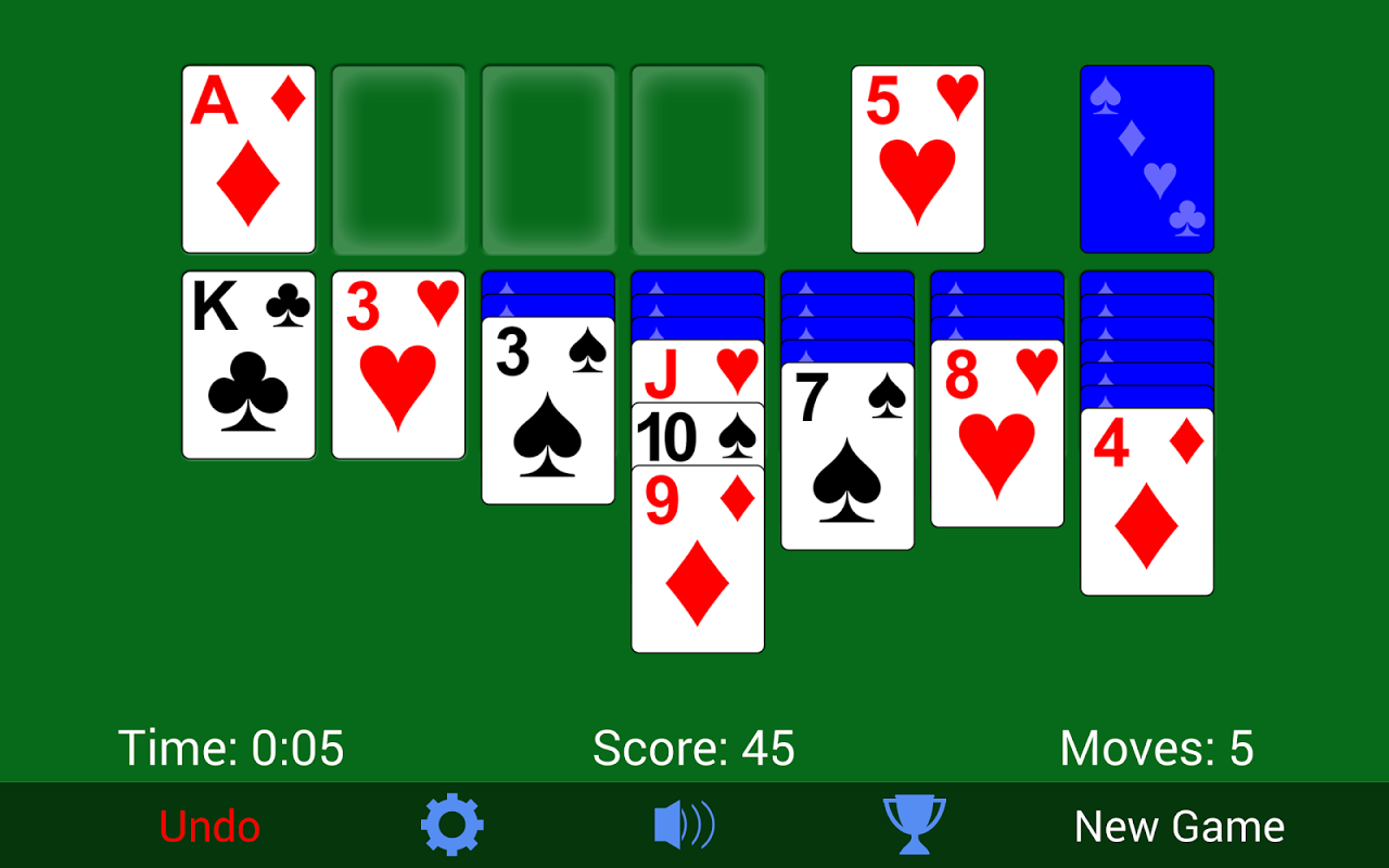 Solitaire 3.3.3 Screen 7