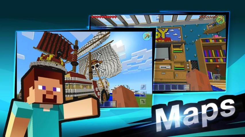 Master for Minecraft- Launcher 2.1.28 Screen 4
