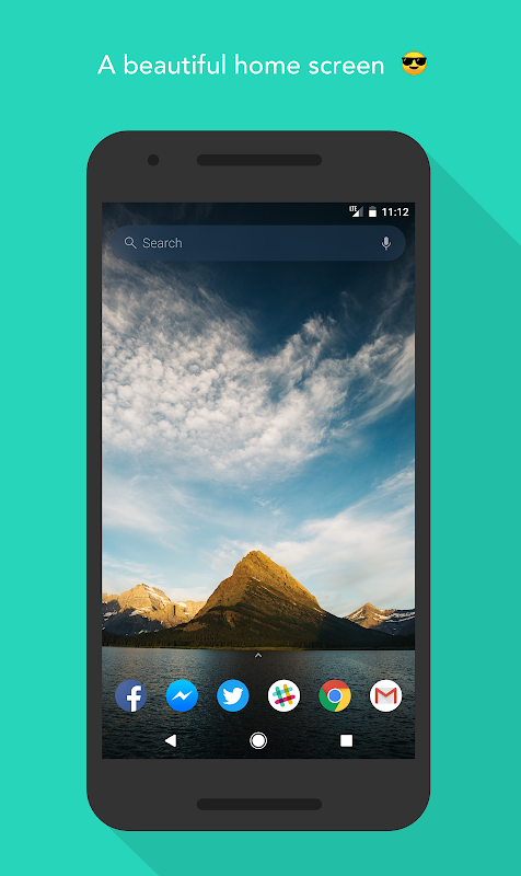 Evie Launcher 2.10.3-3 Screen 3