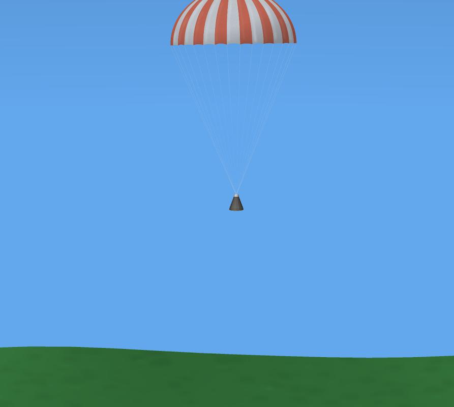 Android Spaceflight Simulator Screen 7