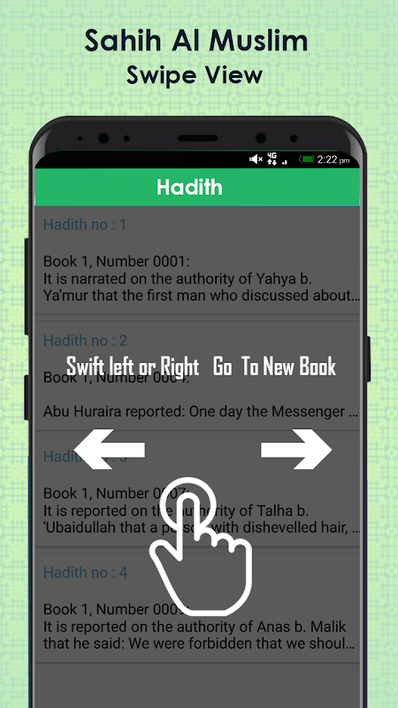 Sahih Muslim Hadith English 3 0 APK Download by Manchestor Apps
