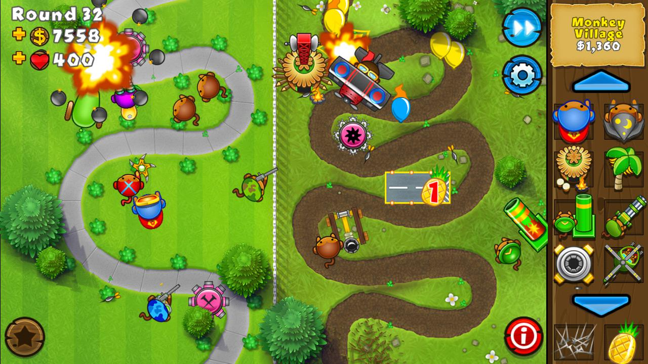 Bloons TD 5 3.10 Screen 8
