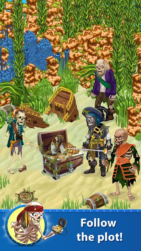 Treasure Diving 1.257 Screen 13