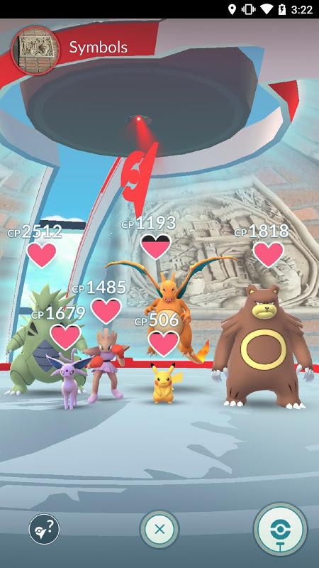 Pokémon GO 0.123.2 Screen 6