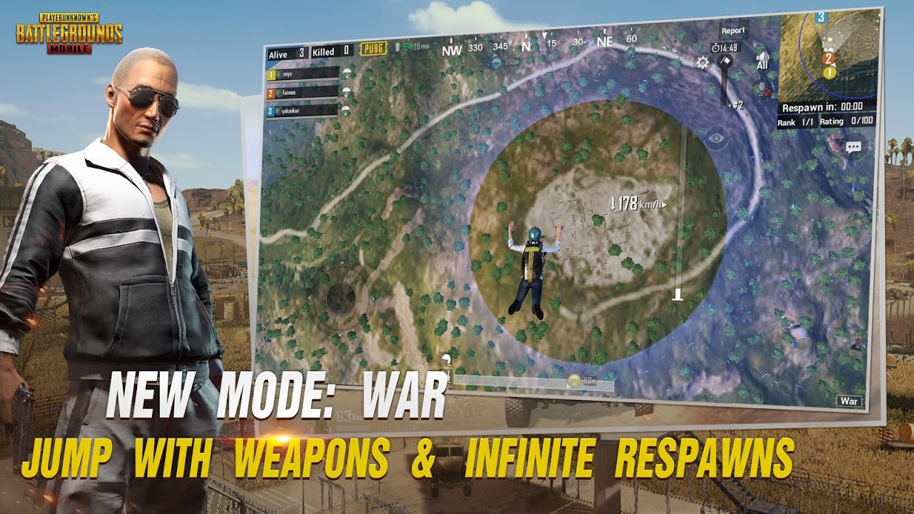Android PUBG MOBILE Screen 6