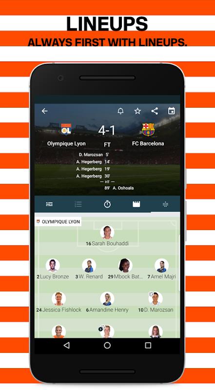 Forza Football - Live Scores & Football Updates 4.3.11 Screen 4