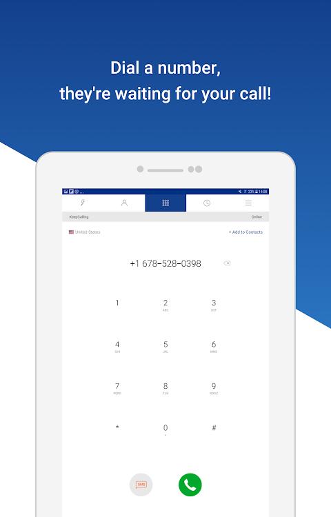KeepCalling – Best Calling App 3.5.2 Screen 10