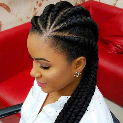 Android Braided Hairstyles Screen 1