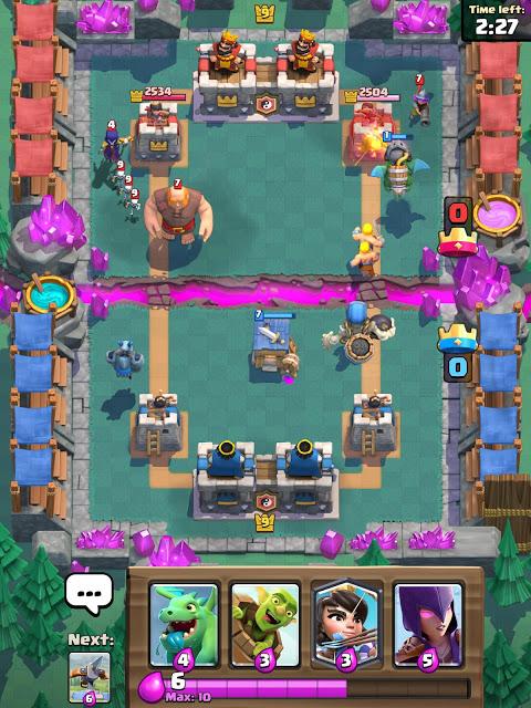 Clash Royale 2.4.0 Screen 17