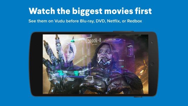 Vudu Movies & TV 4.3.58.123472 Screen 1