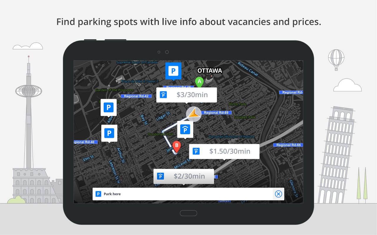 GPS Navigation & Maps Sygic 17.0.7 Screen 14