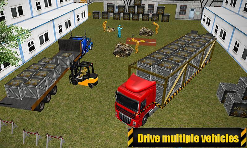 Gold Mine Construction Zone 3D: Crane Operator Sim 1.0.5 Screen 4