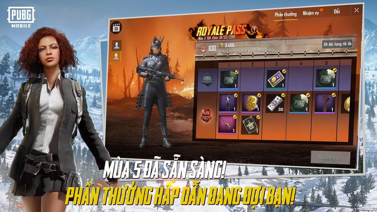PUBG MOBILE VN 0.11.0 Screen 5
