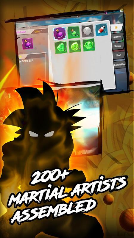 Fury Fighter: Awaken 2.0.3 Screen 4