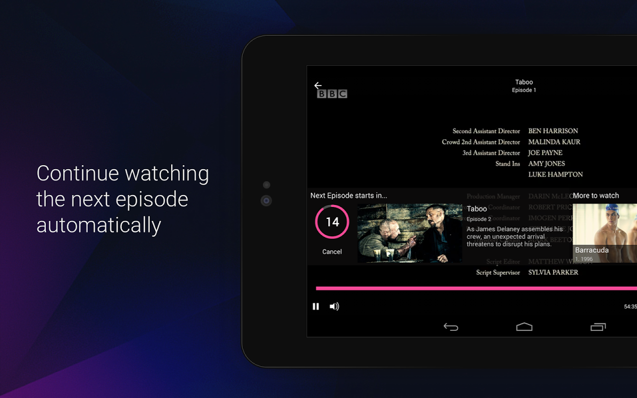 BBC iPlayer 4.38.0.3 Screen 14
