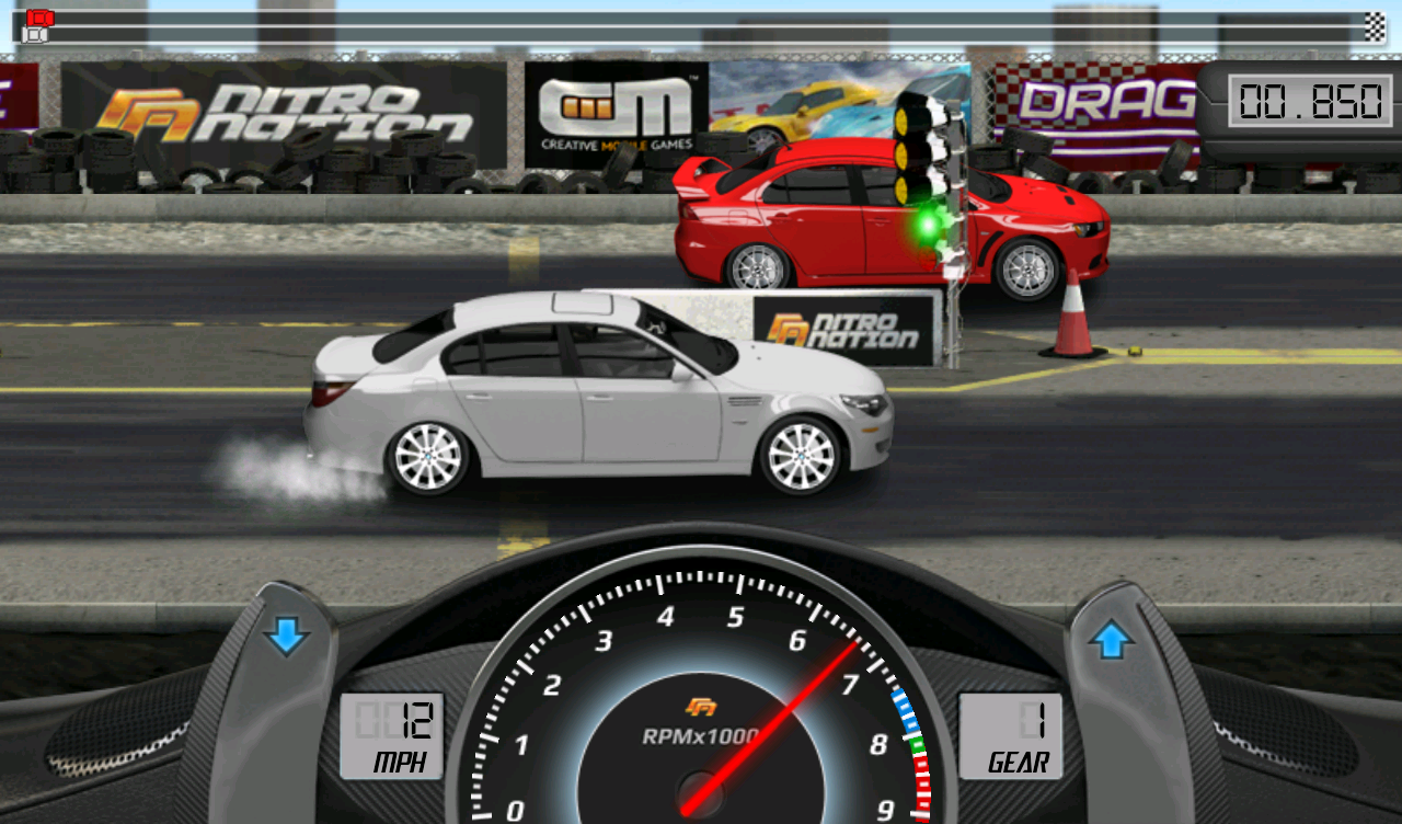 Drag Racing 1.7.51 Screen 6