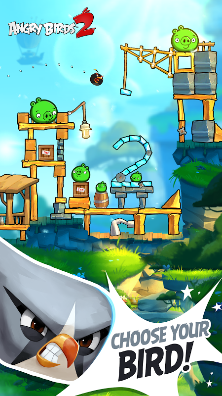 Android Angry Birds 2 Screen 2