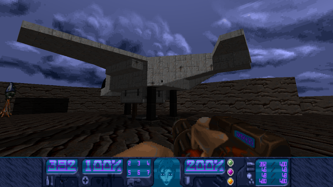 Delta Touch [THE Doom engine source port] 1 9 2 APK Download