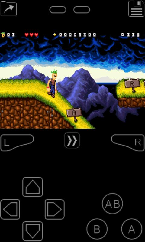 Android My Boy! | GBA Emulator Screen 1