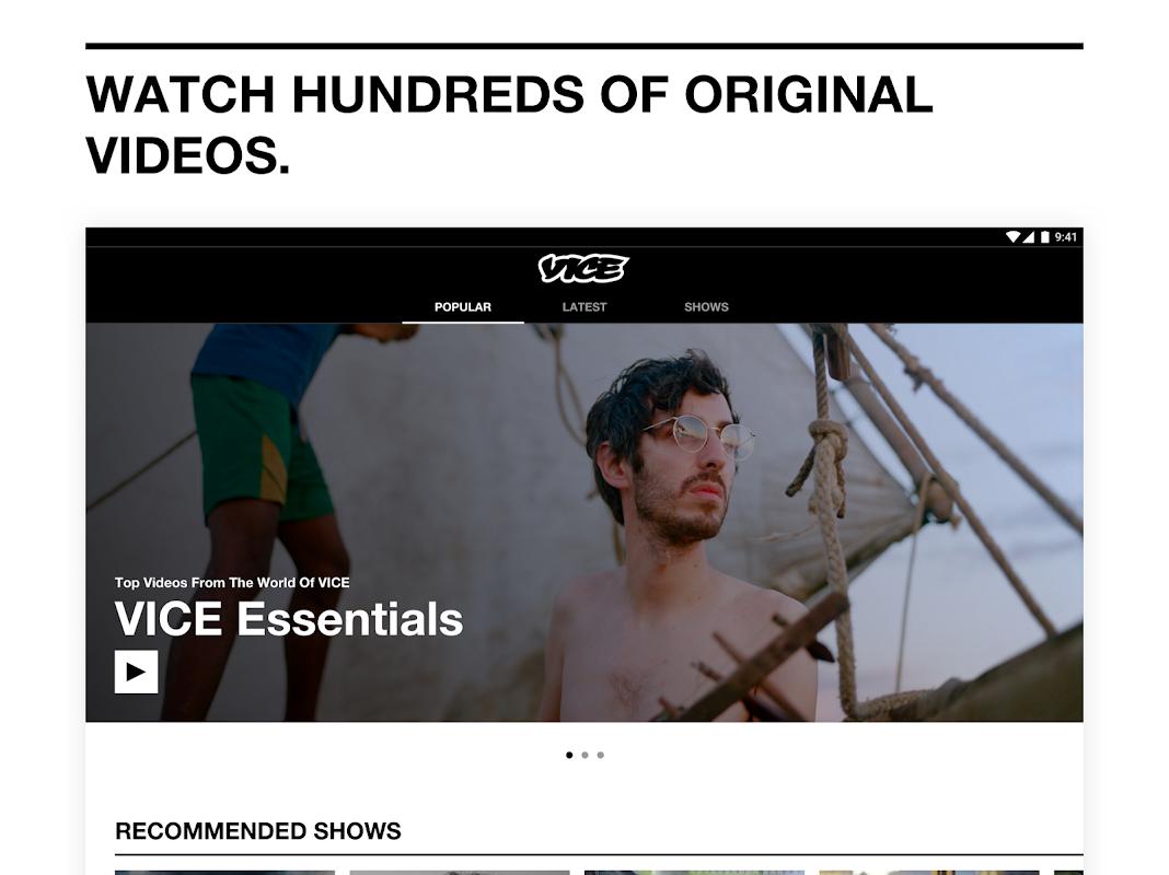 VICE 2.3.2.2 Screen 8