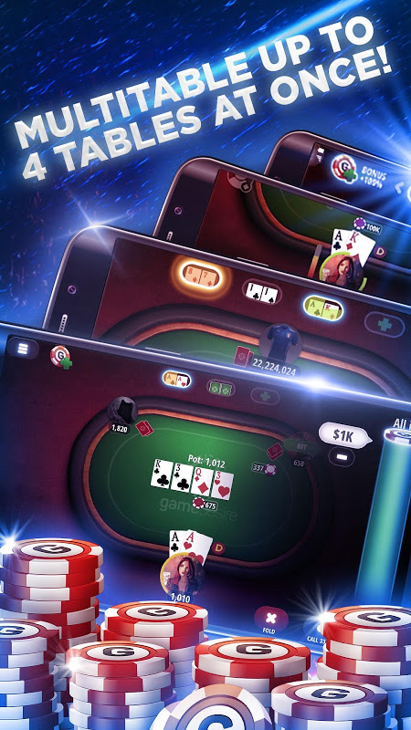 Poker Texas Holdem Live Pro 6.3.1 Screen 2