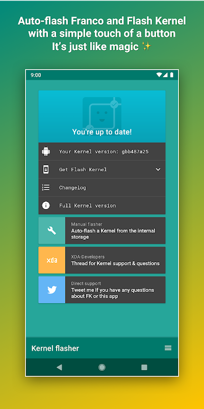 FK Kernel Manager - for all devices & Kernels 3 12 APK Download by
