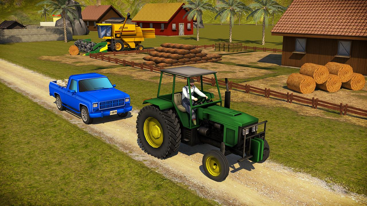 Android Farming Simulator 2018 - Farm Games Screen 3