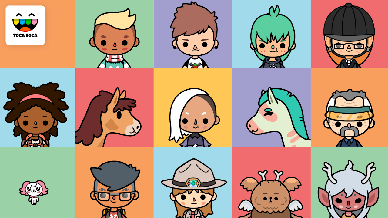 Toca Life: Stable 1.2-play Screen 2