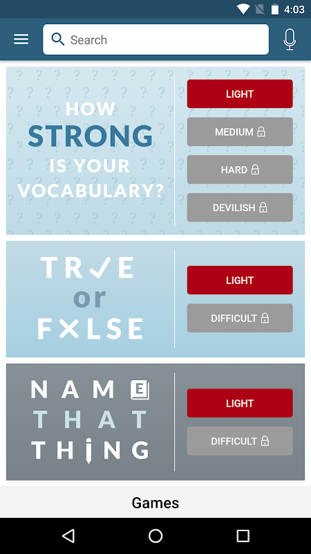 merriam webster premium free apk download