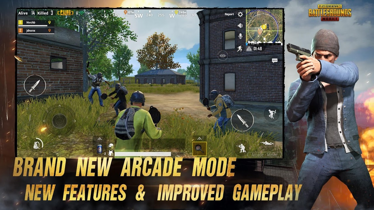 PUBG MOBILE 0.5.0 Screen 10