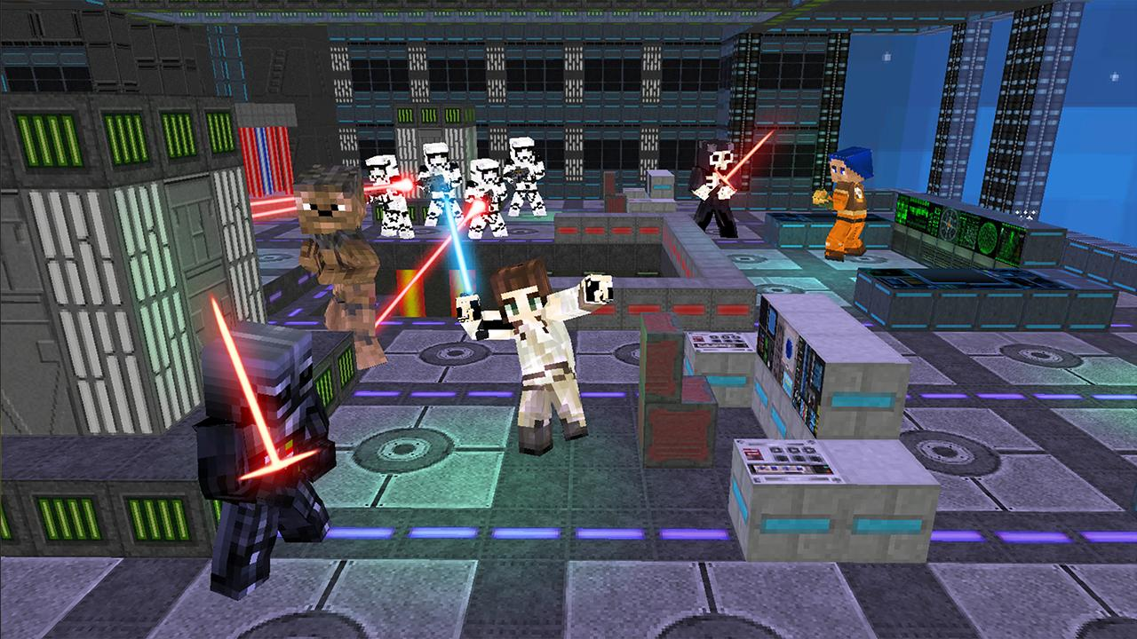 Android LightSaber Knight Wars Screen 1
