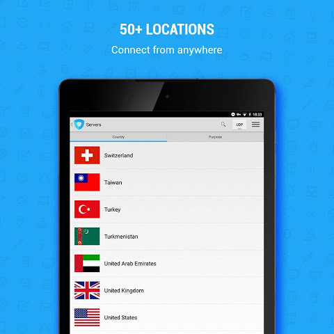 Ivacy VPN - Best Fast VPN 1.5.4 Screen 7
