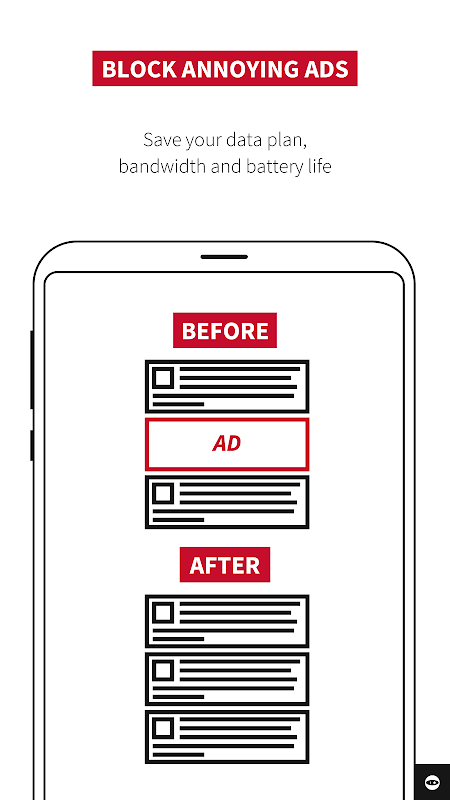 Adblock Plus for Samsung Internet - Browse safe. 1.1.6 Screen 10