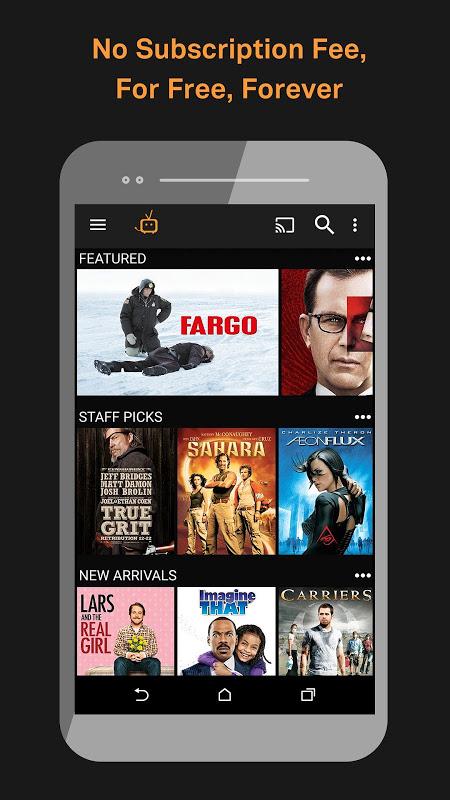 Tubi TV - Free Movies & TV 2.9.95 Screen 5