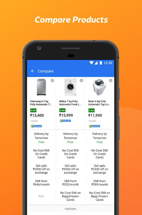 Flipkart Online Shopping App 6.10 Screen 6