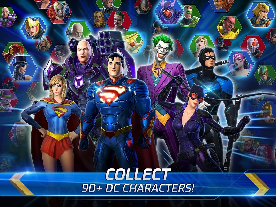 DC Legends: Battle for Justice 1.24.2 Screen 7