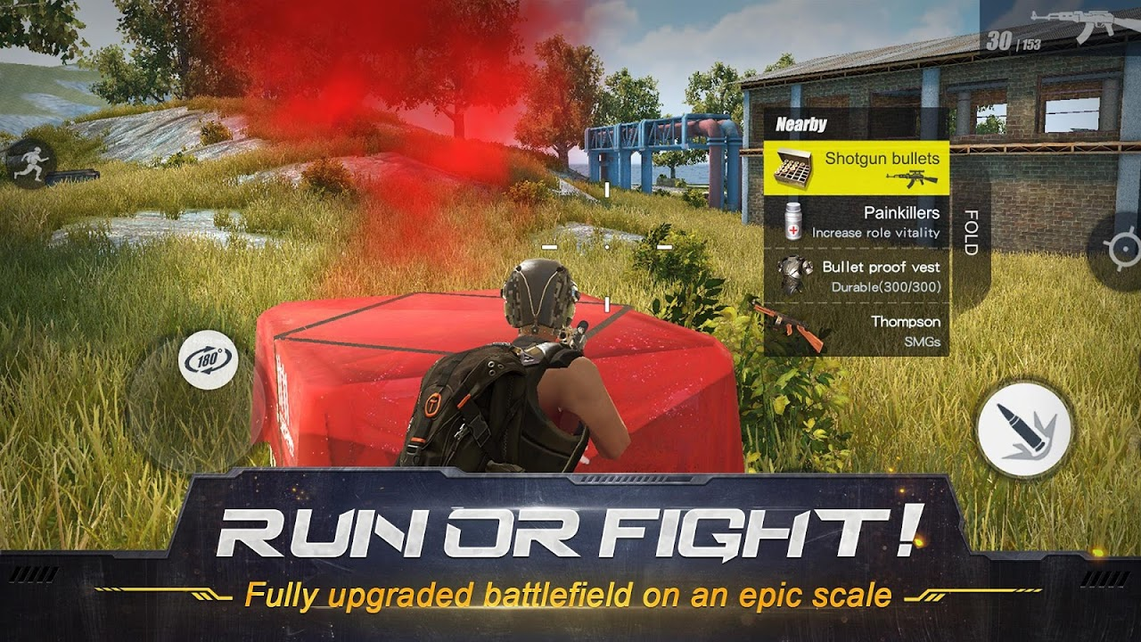 Android RULES OF SURVIVAL Screen 2