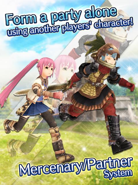 RPG Toram Online 3.2.51 Screen 13
