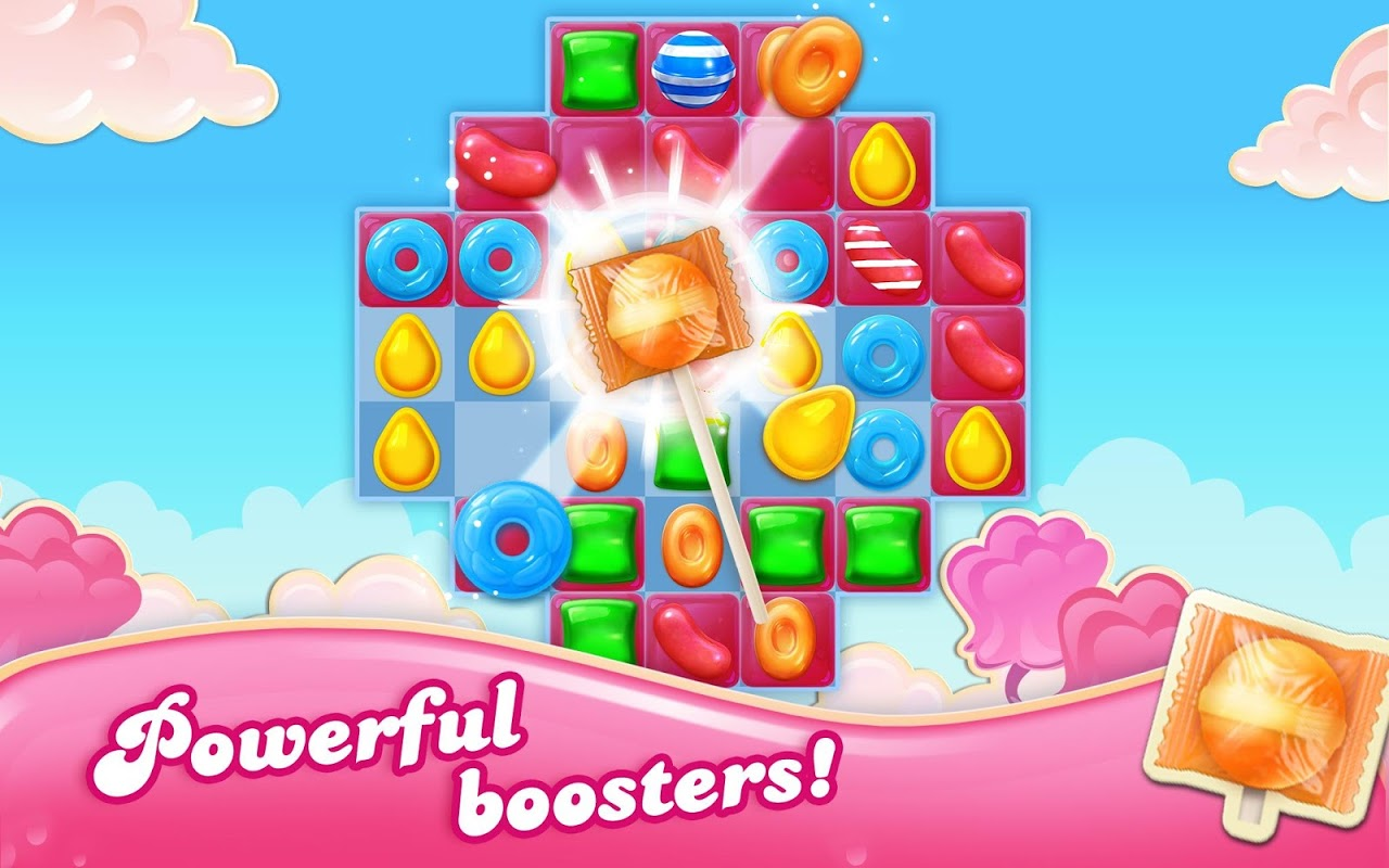 Android Candy Crush Jelly Saga Screen 7