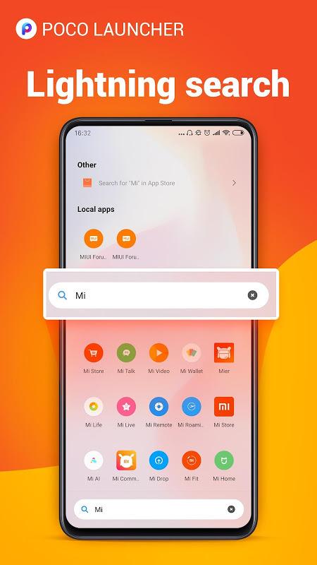 POCO Launcher 2.0- Customize,  Fresh & Clean 2.7.1.5 Screen 6