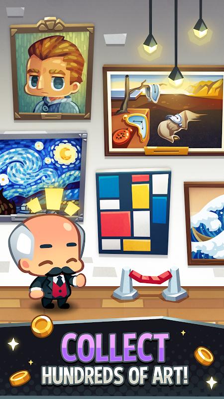 Art Inc. - Trendy Business Clicker Adventure 1.11.4 Screen 11