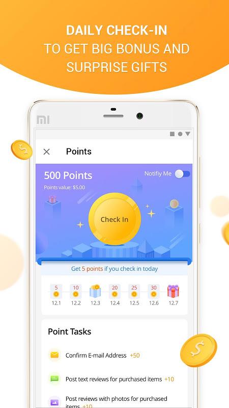 Banggood - Easy Online Shopping 6.12.1 Screen 5