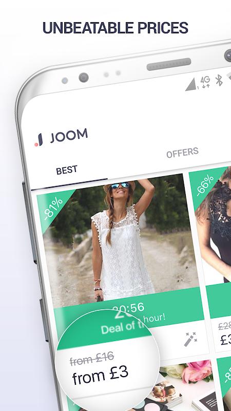 Joom. World's lowest prices 2.27.0 Screen 3
