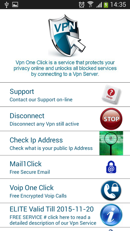 Android Vpn One Click Screen 11