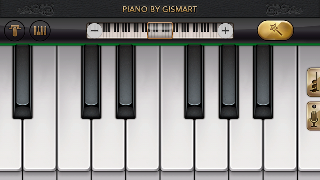 Android Piano Free - Keyboard with Magic Tiles Music Games Screen 7