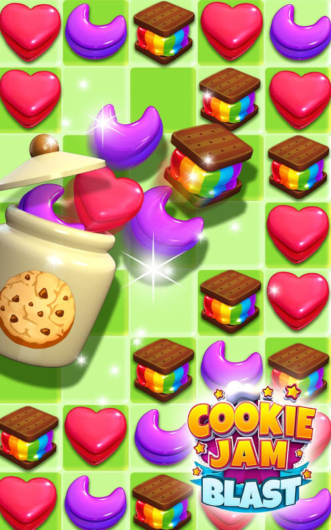 Cookie Jam Blast - Match & Crush Puzzle 3.80.134 Screen 3