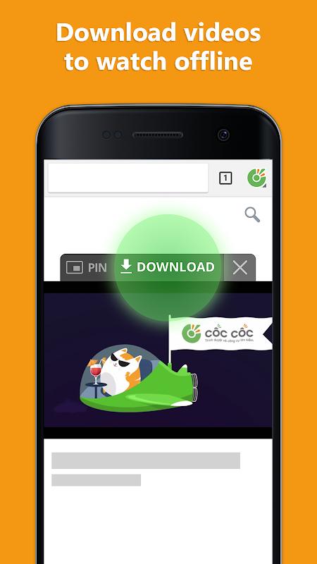 Cốc Cốc Browser 76.0.116 Screen 7