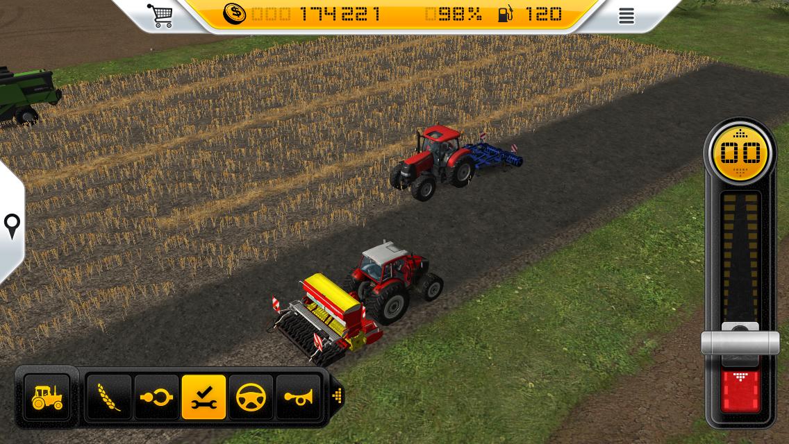 Farming Simulator 14 1.4.8 Screen 4