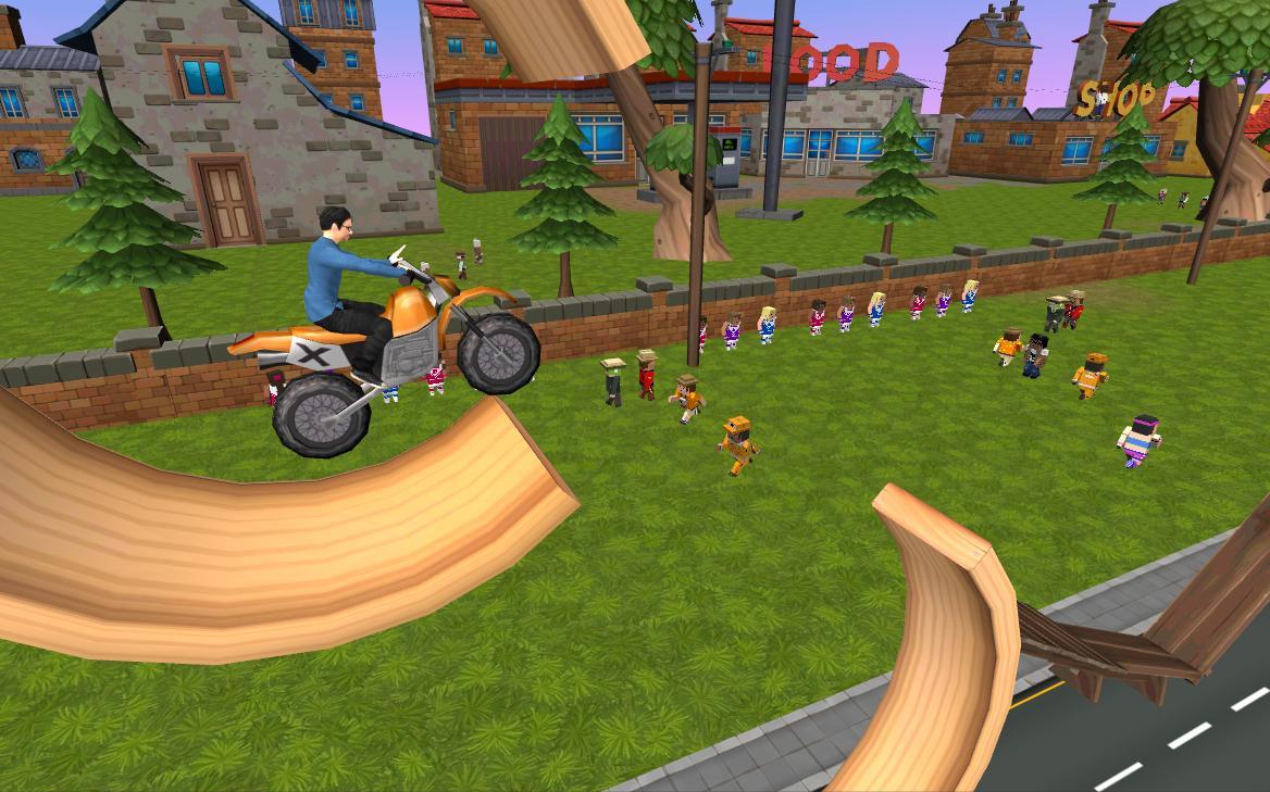 Dirt Bike - Cartoon Trial 1.7 Screen 5