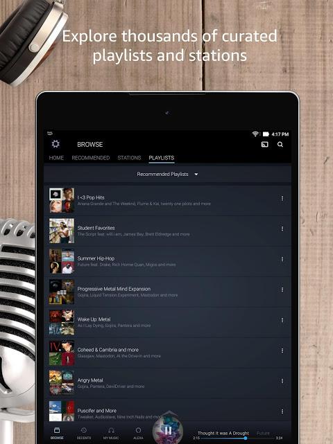 Amazon Music 15.18.3 Screen 11